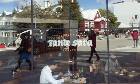 Café & Bar Ushuaia